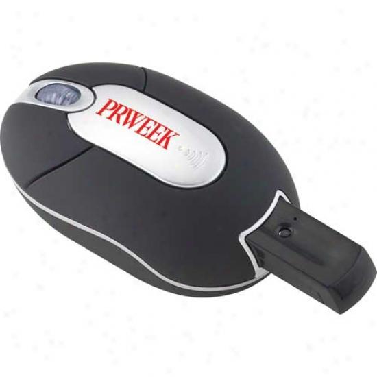Franchise Wireless Opticap Mouse