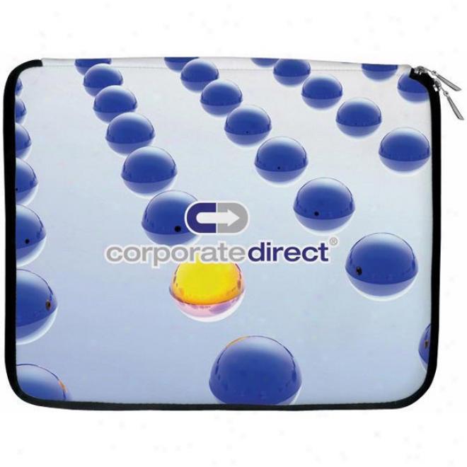 Full Color Neoprene Laptop Bag Carrying Case