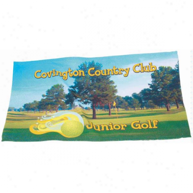 Full Color Rally Towel