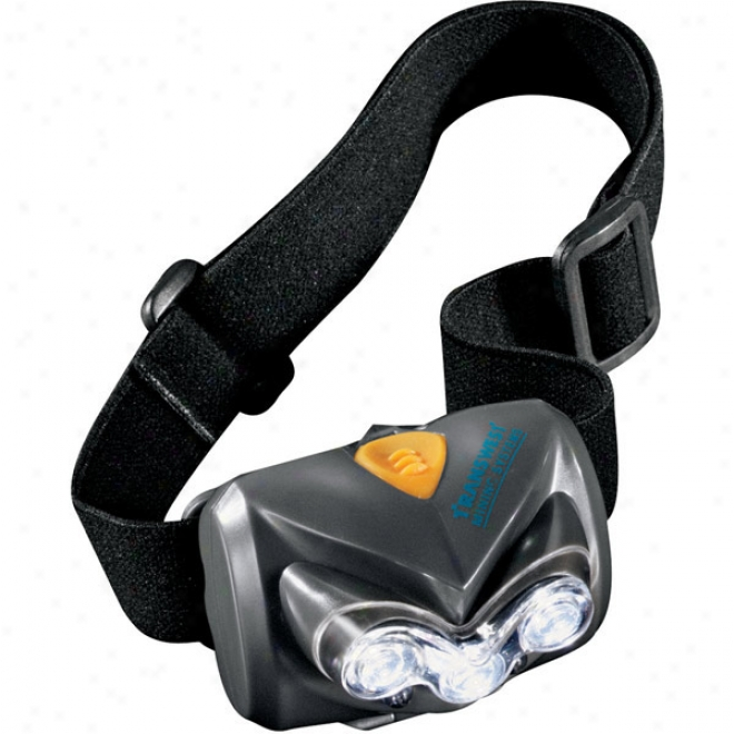 Garrity 1 Watt Lux Led. Pivoting Headlamp