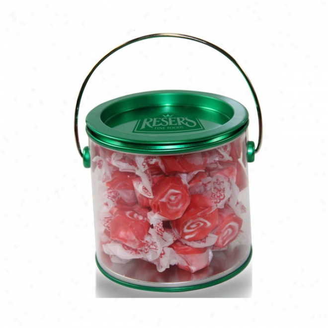 Gift Pail With Taffy Town Licorice