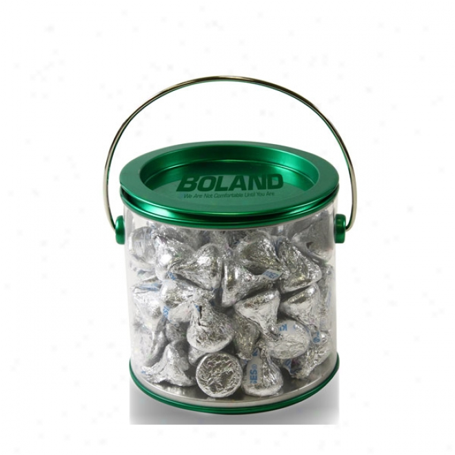 Gift Pails Upon Hershey Kisses