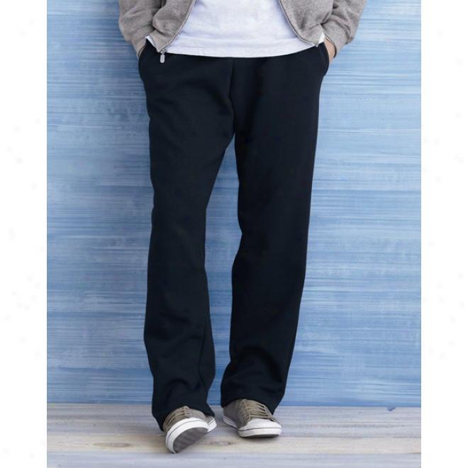 Gildan Ultra Blwnd Open Bottom Pocketed Sweatpants