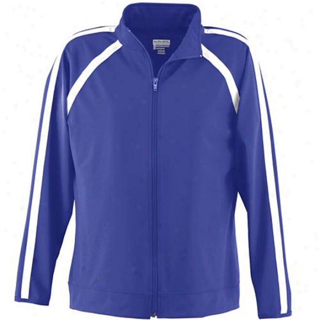 Girls Poly Spandex Jacket