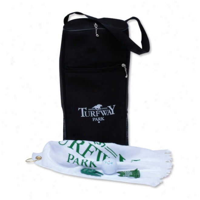 Golf Shoe Bag Tournament Pack (slazenger Select)