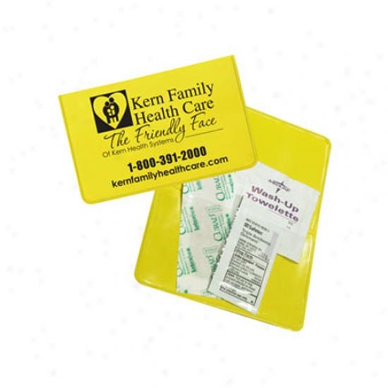 Handy Mini First Aid Kit