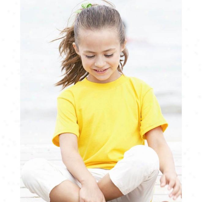 Hanes - Comfortblend Ecosmart Youth T-shirt