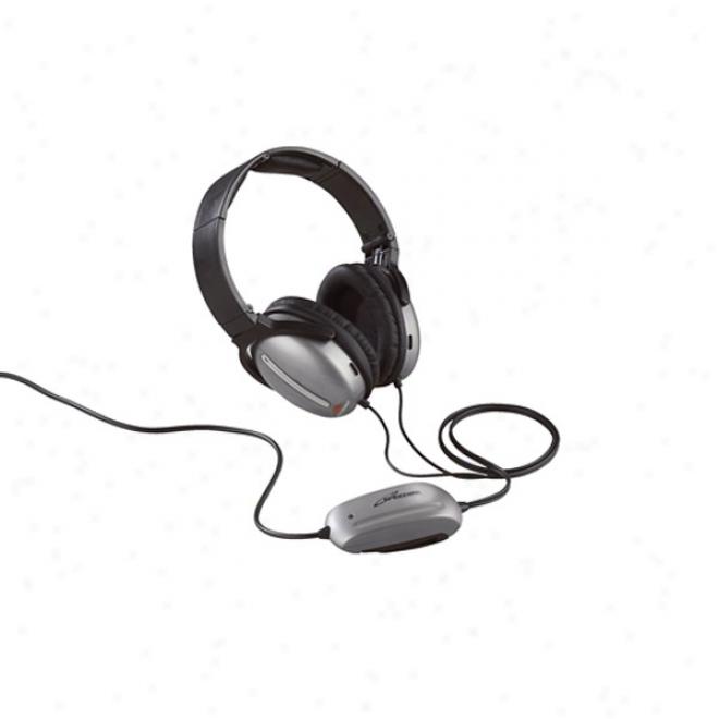 Hign Sierra Noise Cancellation Headphones