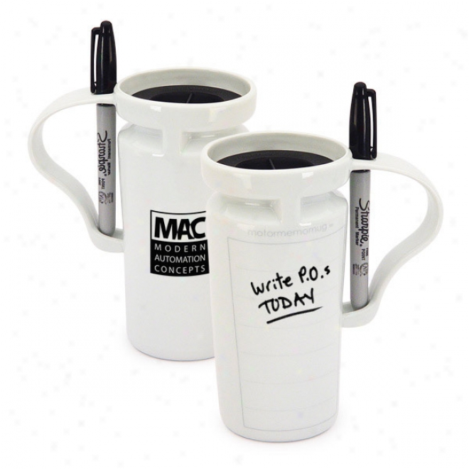 Highwave Motor Memo Mug
