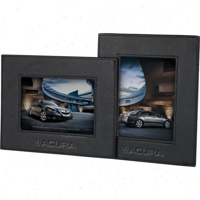 Insight Leather Dual View Picture Frame