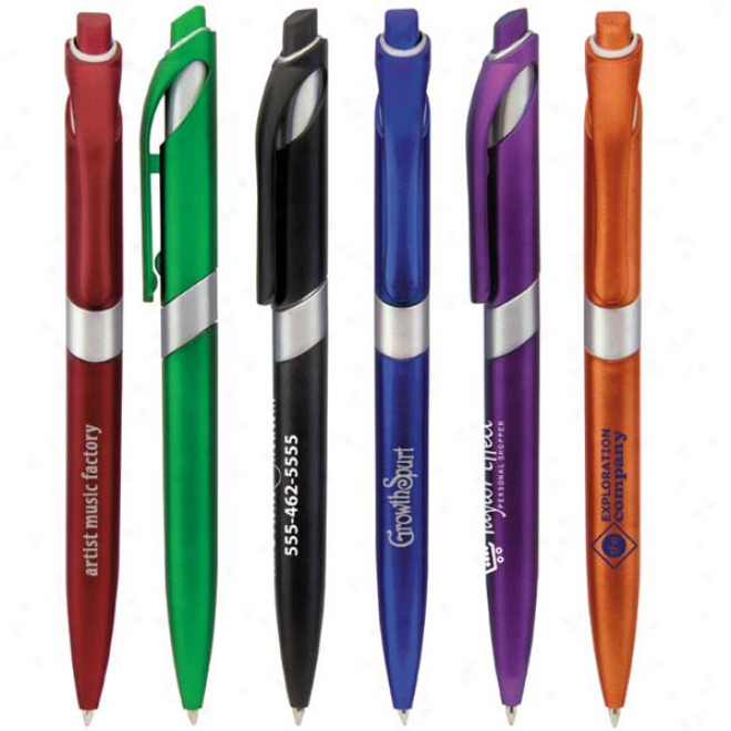 Insight Silver Pen