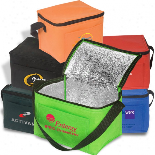 Insulated Lunch Bag - 80 Gsm
