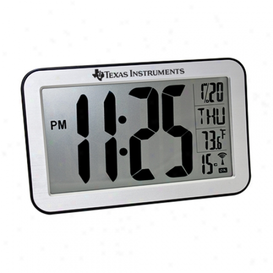 Jumbo Digits Atomic Clock