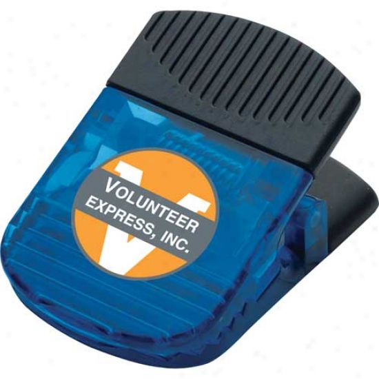 Jumbo Magnetic Memo Holder Clip