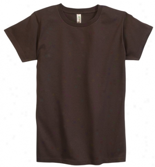 Ladies Organic Cotton Tee