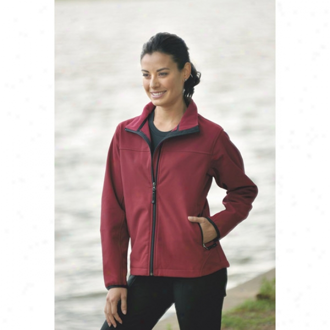 Ladies Soft-shell Jacket
