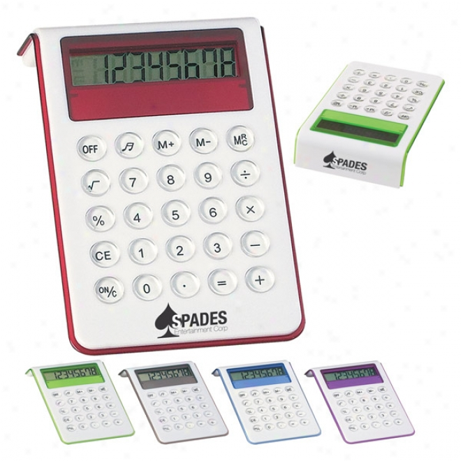 Large Calculator Wiith Sound
