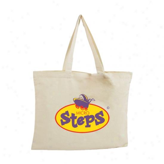 Leon Canvas Tote Bag