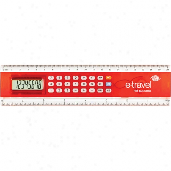 Light Rescuer Calculator Ruler