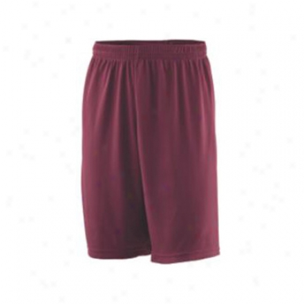Longer Length Micro Mesh Short