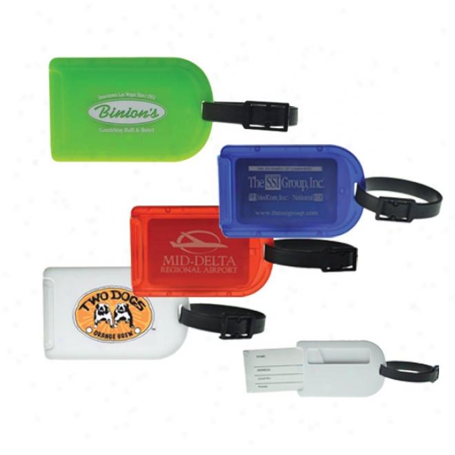 Luggage Tags - Colorsurge