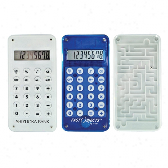 Maze Calculator
