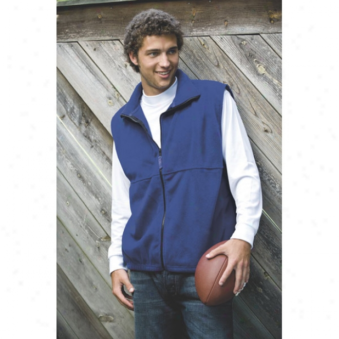 Micro-fleece Full Zip Vest