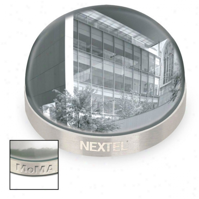 Moma Photo Cupola Paperweight