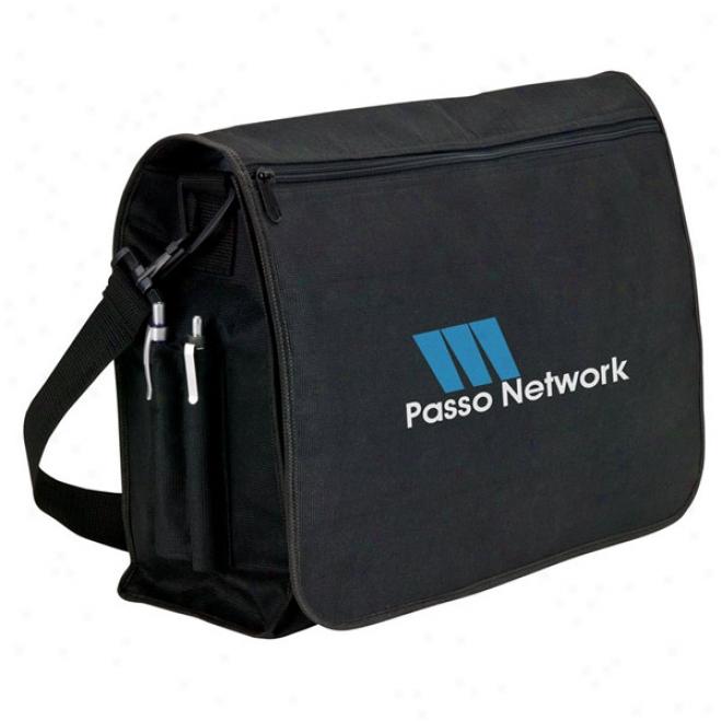 Natura - Recycled Messenger Bag