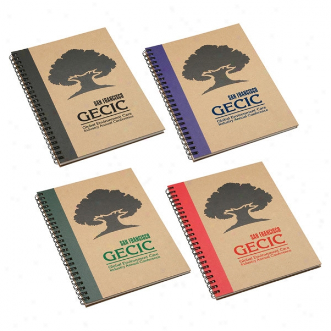 Naturally Recyclec Notebook