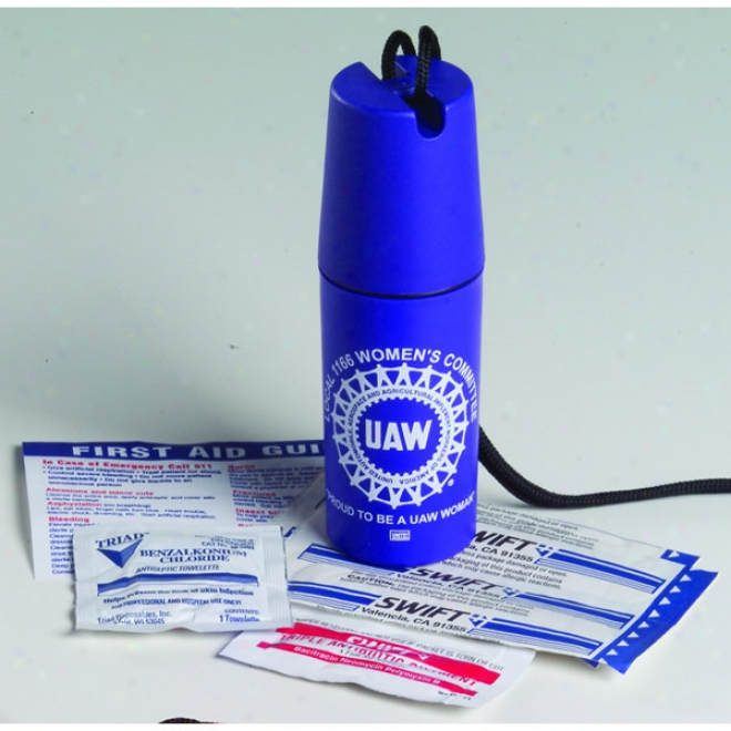 Neck Tote First Aid Kit