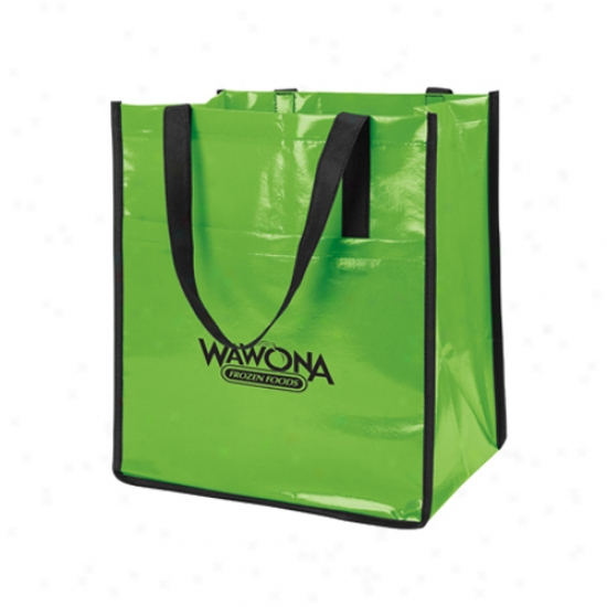 Nonaoven Slick Shopper Tote
