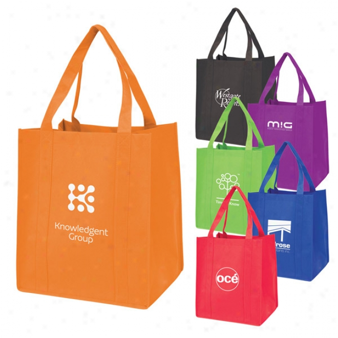 Noteworthy Shopipng Tote