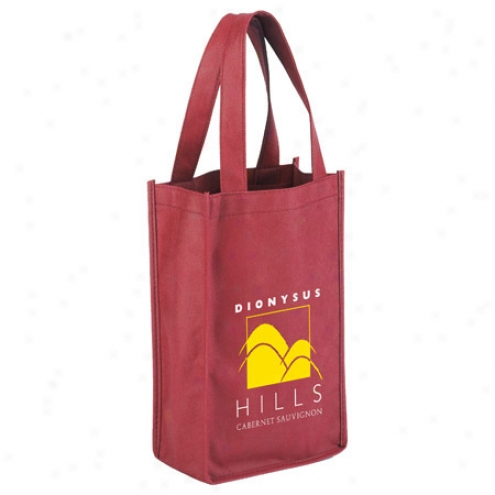 Orchard Breeze 2-bottle Wine Bag
