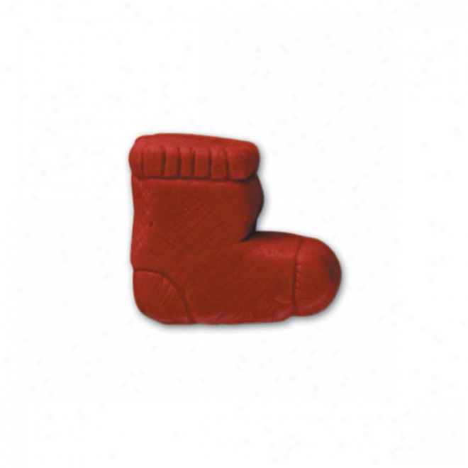 Pencil Top Stock Eraser- Christmas Stocking