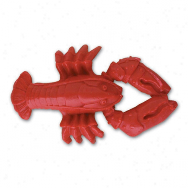 Pencil Top Stock Eraser- Lobster