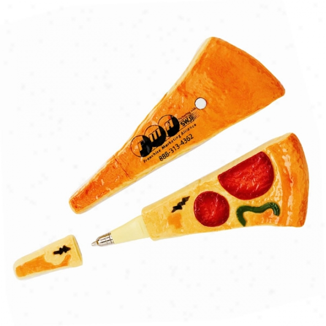 Pizza Pen With Magnet