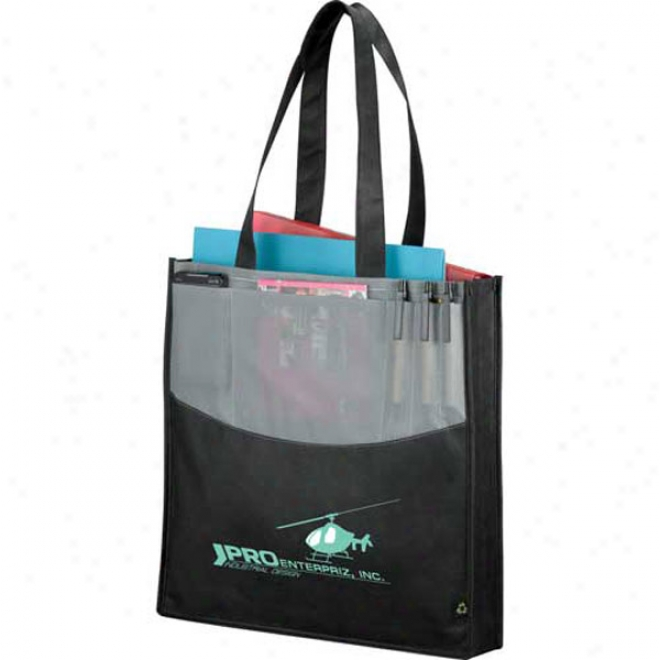 Polypro Non-woven Panel Contract Tote