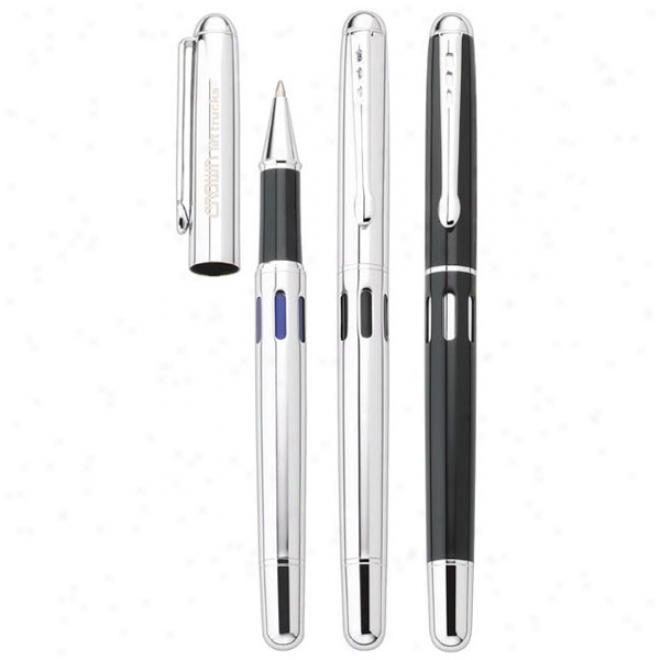 Precision Rollerball Pen