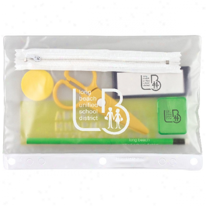 Premium Notebpok Mate School Kit