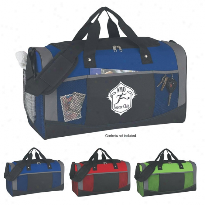Quest Duffel Bag