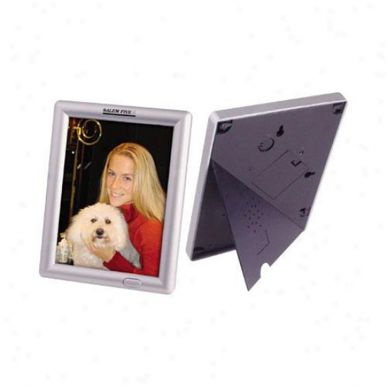 "Recording Talking 5"" X 7"" Photo Frame, Requires 4 Aaa Batteries"