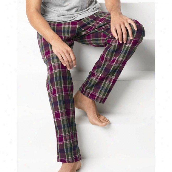 Robinson Flannel Pant With Pockets