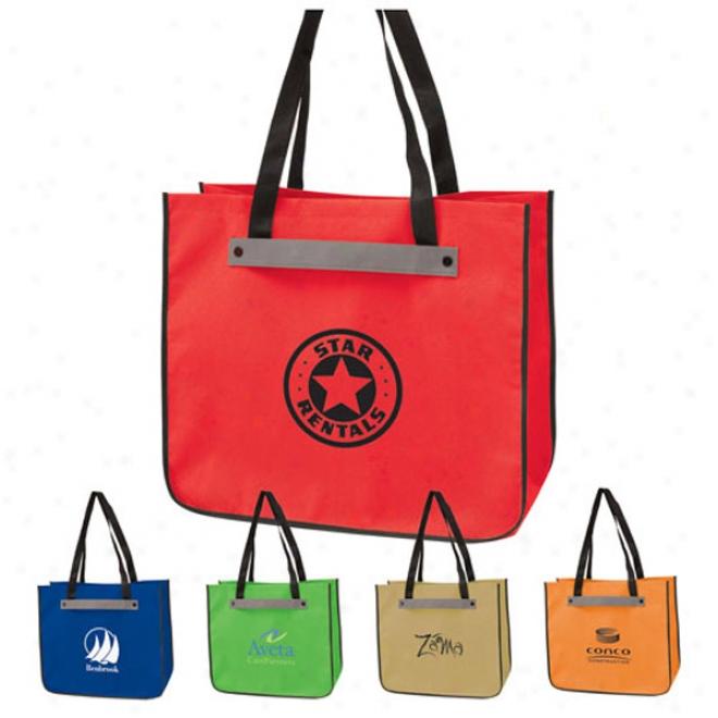 Simply Suited Tote Bag