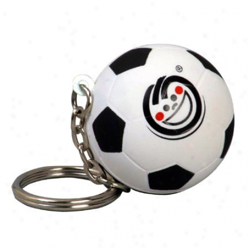 Soccer Ball Key Chain