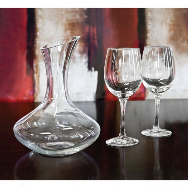 Sonoma - 3 Piede Wine Decanter Offer for sale