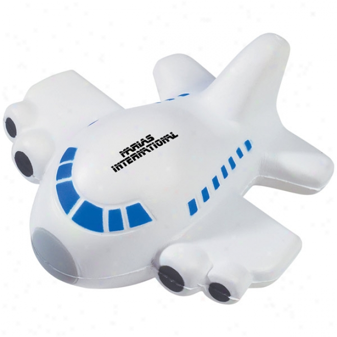 Special Shape Stress Relievers - Airplane