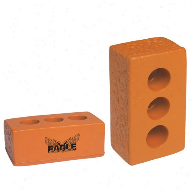 Special Shape Stress Relievers - Brick