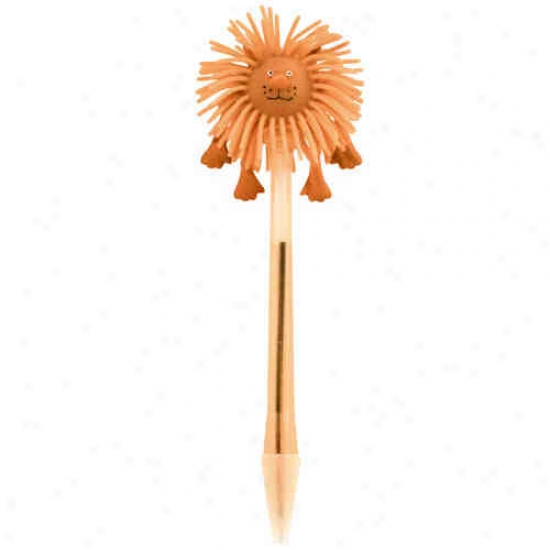 Spikey Tiger Pen