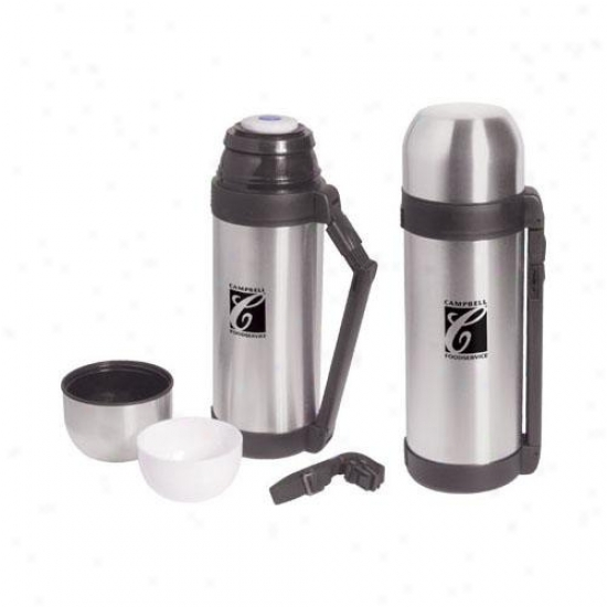 Stainless Steel 1.5 Liter Vacuum Bottle With Large Mouth Opportunity